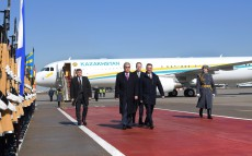 Official visit to the Russian Federation
